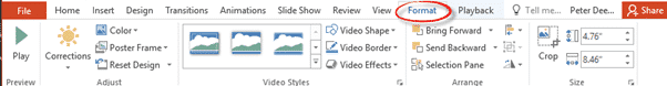 powerpoint and video worth another try 6094 - PowerPoint and video - worth another try
