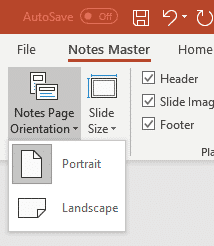 powerpoint notes master for more handout control with slides microsoft office 30742 - PowerPoint Notes Master for more handout control with slides