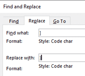 prefix and suffix characters in word including styles microsoft word 34328 - Prefix and Suffix characters in Word including styles