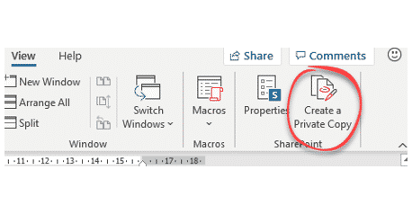 private annotations in word is save as under a fancy name microsoft word 36577 - Private Annotations in Word is Save As under a fancy name