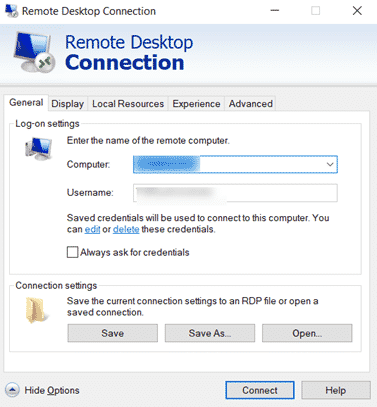 remote access options to control a distant computer microsoft office 35422 - Remote Access options to control a distant computer