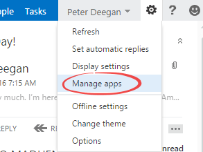 remove bing maps prompts in outlook 7310 - Remove Bing Maps prompts in Outlook