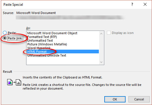 reusable text in word documents 11523 - Reusable text in Word documents