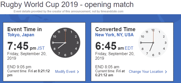 rugby world cup 2019 in your outlook calendar microsoft outlook 26265 - Rugby World Cup 2019 in your Outlook calendar