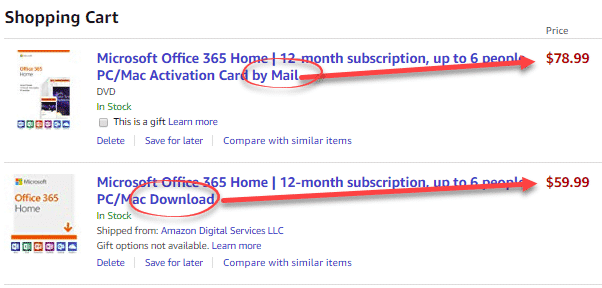 save 40 on office 365 home renewal plus office 2019 deals buying office 24720 - Save $40 on Office 365 Home renewal plus Office 2019 deals.