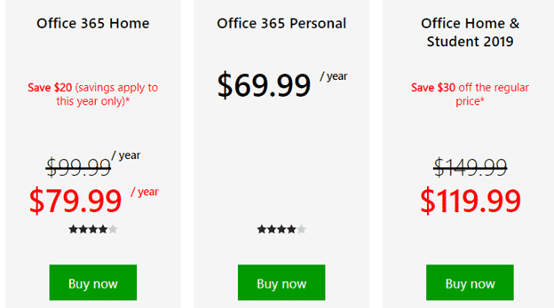 save 40 on office 365 home renewal plus office 2019 deals buying office 24721 - Save $40 on Office 365 Home renewal plus Office 2019 deals.
