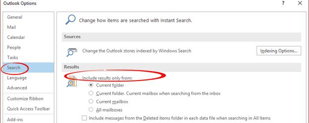 search scope in outlook 8044 - Search Scope in Outlook
