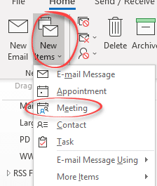 send party invitations from outlook microsoft outlook 24947 - Send party invitations from Outlook