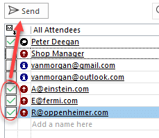 send party invitations from outlook microsoft outlook 24956 - Send party invitations from Outlook