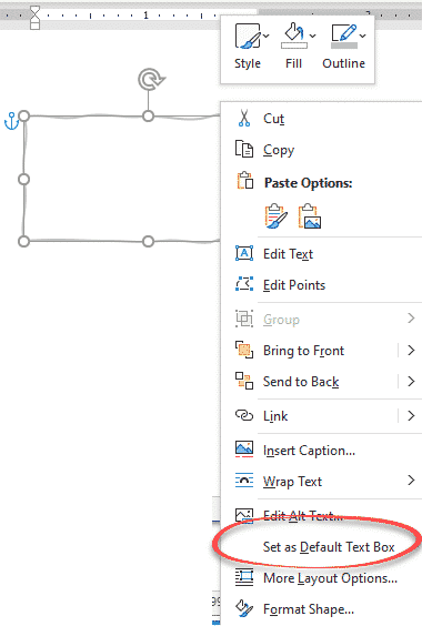 set your own text box default settings in office microsoft office 29040 - Set your own Text Box default settings in Office
