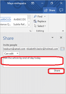 share a cloud stored document from microsoft office microsoft office 15514 - Share a cloud stored document from Microsoft Office