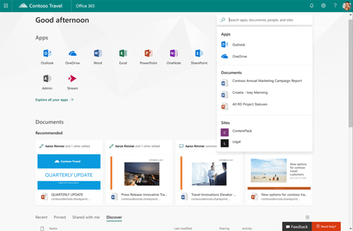 sharepoint office 365 innovations 18910 - SharePoint / Office 365 innovations