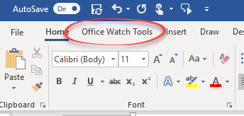 single line ribbon in microsoft office for students only 19470 - Single line ribbon in Microsoft Office for students only