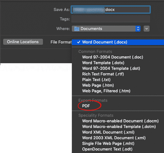 so called edit pdf feature is coming to word for mac microsoft word 31015 - So-called 'Edit PDF' feature is coming to Word for Mac