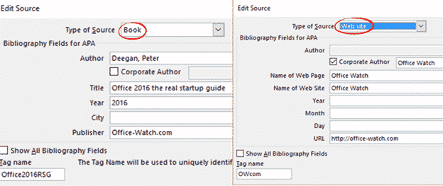 source manager for citations in word microsoft word 27932 - Source Manager for citations in Word