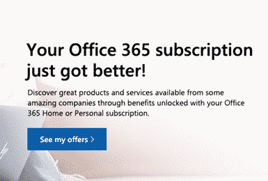 special offers for office 365 customers microsoft office 34792 - Special Offers for Office 365 customers