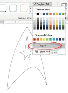 star trek logo with variations in office word powerpoint or excel microsoft office 34181 - Star Trek Logo with variations in Office, Word, PowerPoint or Excel
