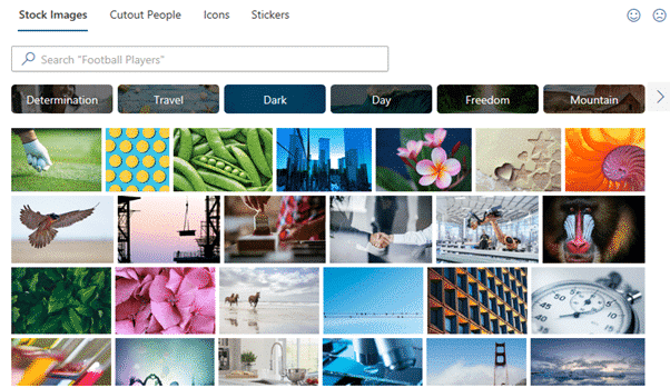 stock images or premium content now in microsoft 365 36698 - Stock images or premium content now in Microsoft 365