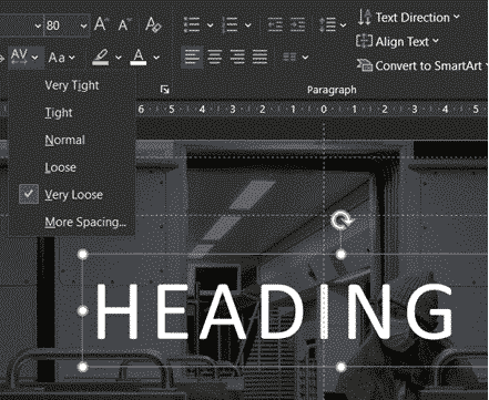 text spacing tricks for better powerpoint slide titles 36681 - Text Spacingtricks for better PowerPoint slide titles