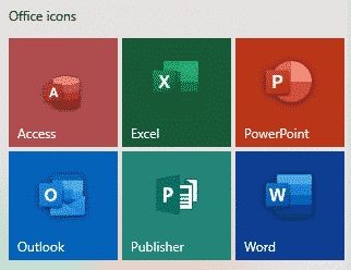 the world rejoices as microsoft access gets a new icon office 365 28021 - The world rejoices as Microsoft Access gets a new icon