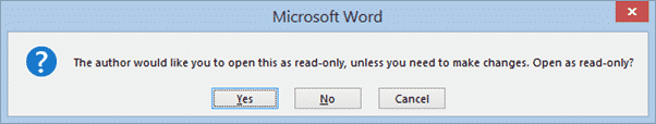 three simple ways to stop people changing your word documents microsoft word 30922 - Three simple ways to stop people changing your Word documents
