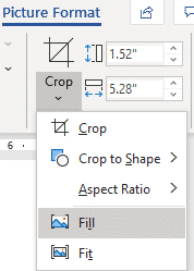 three ways to crop a picture with an office shape microsoft word 34708 - Three ways to crop a picture with an Office shape