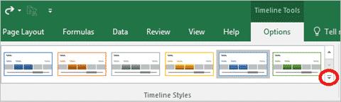 timelines for date filtering excel pivottables 15963 - Timelines for date filtering Excel PivotTables