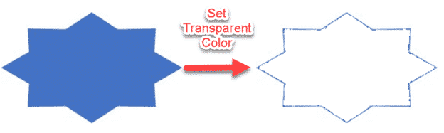 transparency color problem and fix for microsoft office 34643 - Transparency Color problem and fix for Microsoft Office