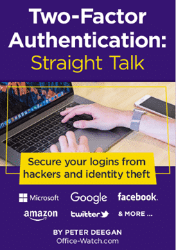 two factor authentication straight talk microsoft office 25041 - Two Factor Authentication: Straight Talk