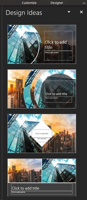 using designer for more eye catching slides in powerpoint 36956 - Using Designer for moreeye-catchingPowerPoint slides