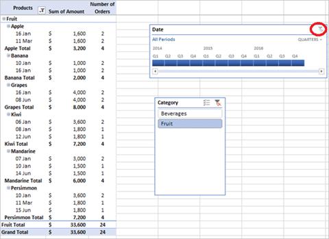 using slicer and timeline together 15978 - Using Slicer and Timeline together