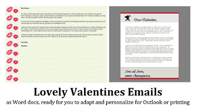 valentines day with microsoft word 34555 - Valentines Day with Microsoft Word