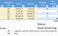 visa-calculation-for-european-schengen-visitors-an-excel-worksheet-microsoft-excel-22601