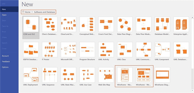 visio is getting web and mobile wireframes 14715 - Visio is getting web and mobile wireframes