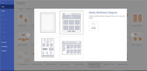 visio is getting web and mobile wireframes 14716 - Visio is getting web and mobile wireframes