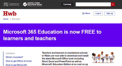 welsh schoolkids and teachers get office 365 free what about your kids microsoft office 32217 - Welsh schoolkids and teachers get Office 365 free – what about your kids?