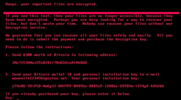 what must you do about petya ransomware if anything 14201 - What you must do about Petya ransomware (if anything)
