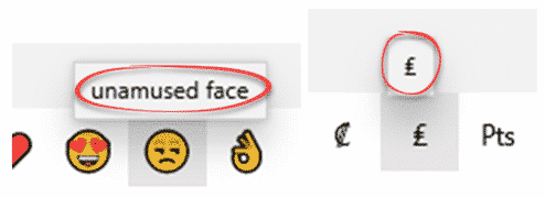 which part of the windows 10 update totally sucks fonts 27341 - Emoji Panel is part of Windows 10 that totally sucks