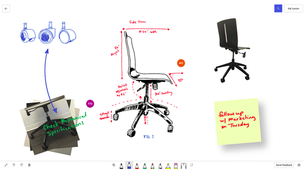 whiteboard app for windows 10 microsoft office 16071 - WhiteBoard App for Windows 10