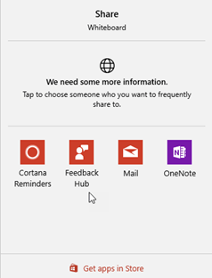 whiteboard app for windows 10 microsoft office 16079 - WhiteBoard App for Windows 10