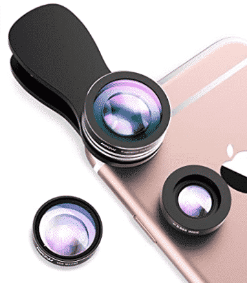 wide angle lenses easily added for online meetings office mobile ipad android phones 36262 - Wide angle lenses easily added for online meetings