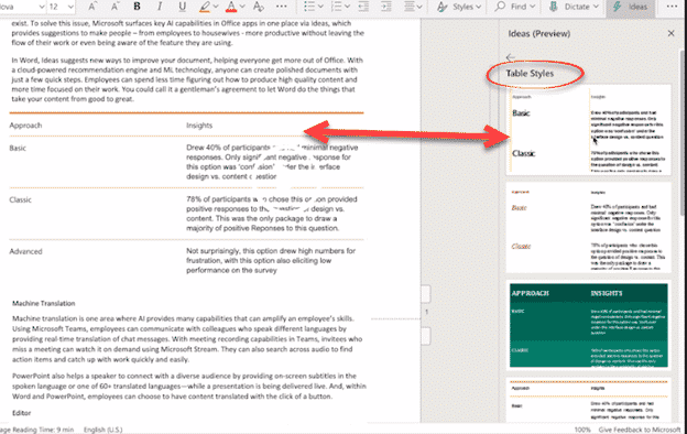 word is getting more ai smarts microsoft word 27751 - Word is getting more AI smarts