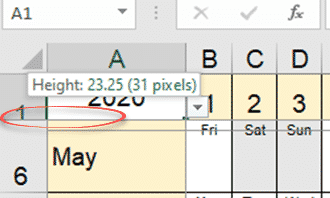 year planner calendar improvements and extensions microsoft excel 33897 - Year Planner calendar, Improvements and Extensions