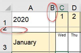 year planner calendar improvements and extensions microsoft excel 33899 - Year Planner calendar, Improvements and Extensions