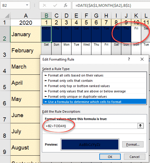 year planner calendar improvements and extensions microsoft excel 33935 - Year Planner calendar, Improvements and Extensions