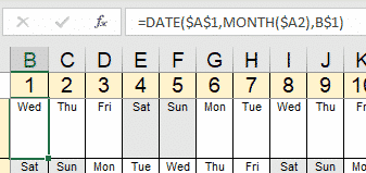 yearly calendar for office watch readers microsoft excel 33833 - Yearly Planner / Calendar for Office Watch readers