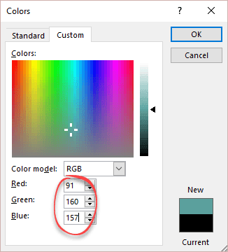 yet another color selector 12155 - Yet another color selector