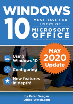 Windows 10 May 2020 for Microsoft Office users