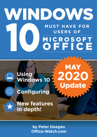 Windows 10 May2020 small - Office Watch Microsoft Outlook Word Excel Powerpoint Access Teams Onenote