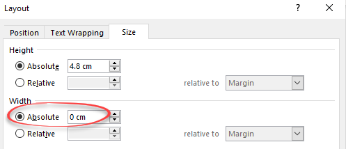 image 43 - Make lines and arrows straight – a Word bug fix